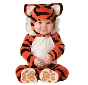 Harga Incharacter Baby Boy's Tiger Animal Costume