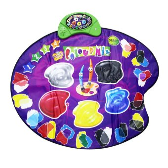 Harga Color Mixer Playmat (Green/Violet)