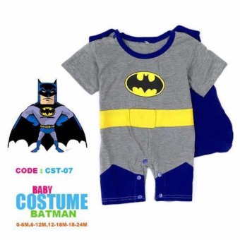 Harga Batman Baby Romper Costume (2-3 Years)