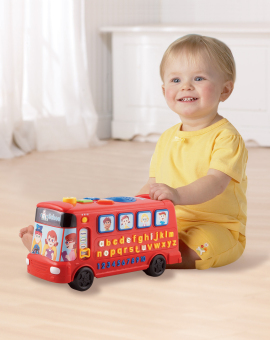 Harga Vtech Playtime Bus with Phonics