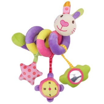 HengSong Rainbow Rabbit Musical Spiral Toys Best Gifts For Babies Multicolor Price Philippines