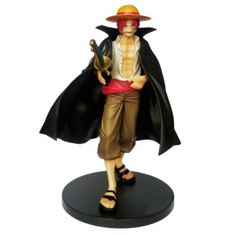 One Piece The Great Captain Red Hair Shanks Banpresto 2015 Price Philippines