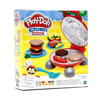 Harga Play-Doh Burger Barbecue Playset B5521A