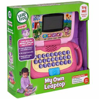 Harga Leap Frog My Own Leaptop (Pink)