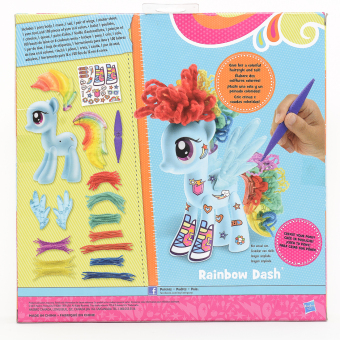 Harga Hasbro My Little Pony Rainbow Dash