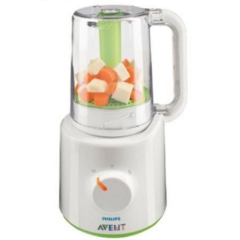 Harga Philips Avent Combined Baby Food Steamer and Blender