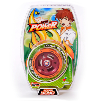 No. 2-D Super Power Yoyo (Orange) Price Philippines