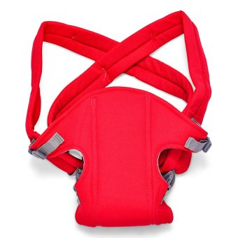 Harga Baby Carrier, Sling Wrap Rider Backpack (Red)