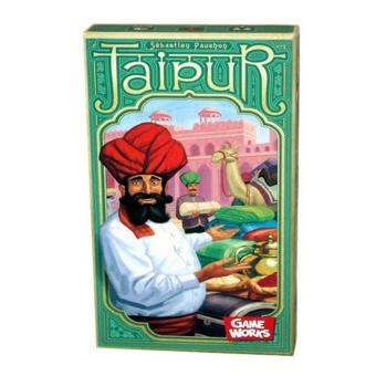 Jaipur Cards Game 2 Players Board Game Strategy In Funny Transactions Metting Game with English Instruction Christmas Party Game - intl Price Philippines