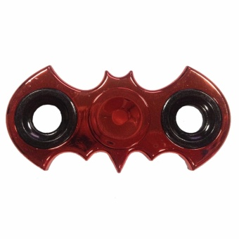 Harga EverSpeed Batman Fidget Spinner Mirror Red