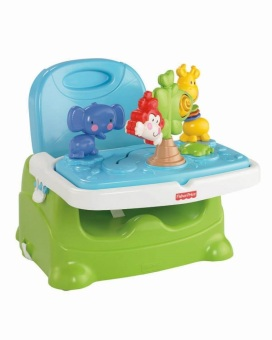 Harga Fisher-Price Discover N Grow Busy Baby Booster