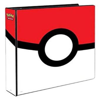 Pokemon Poke Ball 2 3Ring Binder Price Philippines