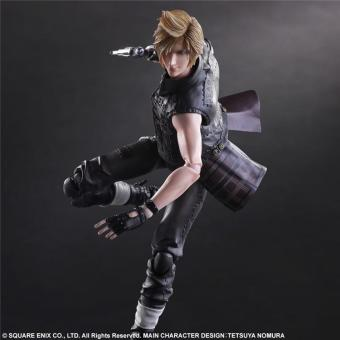 Harga Final Fantasy Play Arts Action Figure Toys Boxed PVC Action Figures Collection Final Fantasy Toys - intl