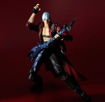 Harga Devil May Cry 3 Play Arts Action Figure Toys Boxed PVC Action Figures Collection Devil May Cry 3 Toys - intl