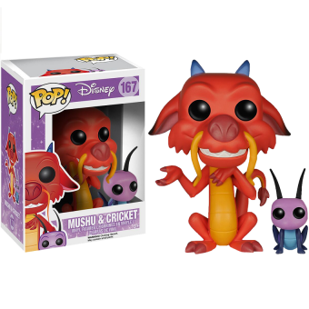 Funko Pop Mushu Mini Figure Price Philippines