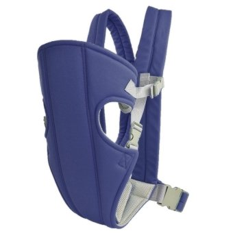 Harga Baby Carrier sling wrap Rider Infant Comfort backpack (Blue)