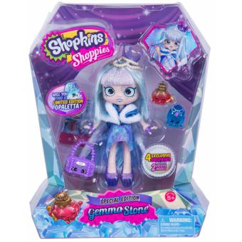 Shopkins Shoppies Dolls - Gemma Stone Price Philippines