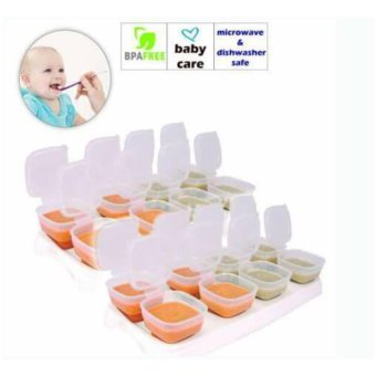 Harga Baby Food Storage 70ML/20z