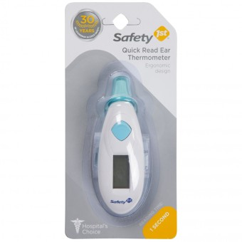 SAFETY 1ST Quick Read Ear Thermometer (1sec) Artic Blue Price Philippines