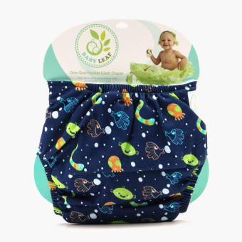 Harga Baby Leaf Squid Cloth Diaper