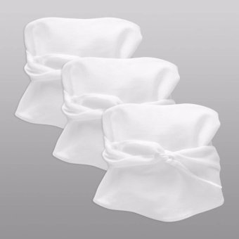 Plain White Infants Binder Set of 3 Price Philippines