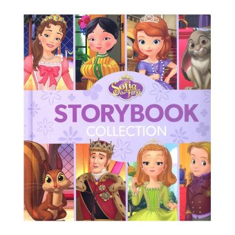 WS Disney Sofia the First Storybook Collection Price Philippines