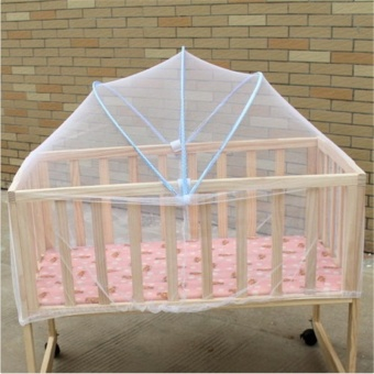 Harga PAlight Lovely Baby Crib Mosquito Net