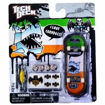 Harga Tech Deck 1031 20036553 Fingerboard Skateboard Toy