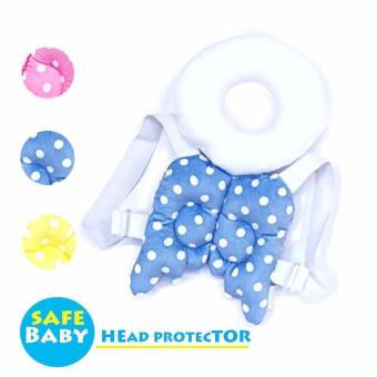 NEW 217 BEST STORE BABY SHOP BABY SAFE BABY HEAD GUARD PROTECTOR (BLUE) Price Philippines