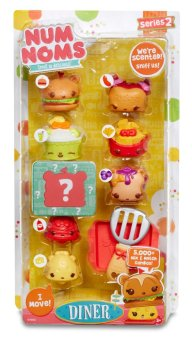 Harga Num Noms Deluxe Pack Diner Series 2