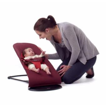 Zea Soft Baby Bouncer Balance Carrier (Red) Price Philippines