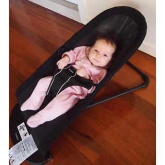 Zea Soft Baby Bouncer Balance Carrier (Black) Price Philippines