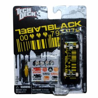 Harga Tech Deck Blacklabel 797 Fingerboard Skateboard Toy