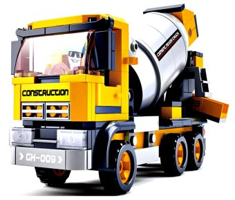 Harga CONTRUCTION-Cement Mixer Truck