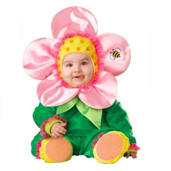 Harga InCharacter Baby Girl Flower Blossom Costume