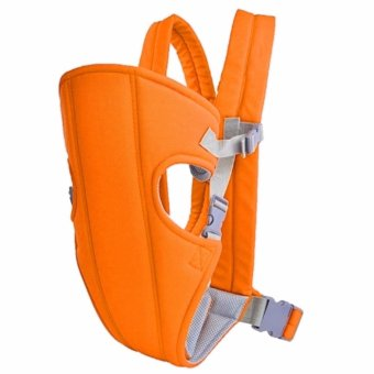 Harga LOVE&HOME Adjustable Sling Wrap Rider Infant Baby Carrier (Orange)