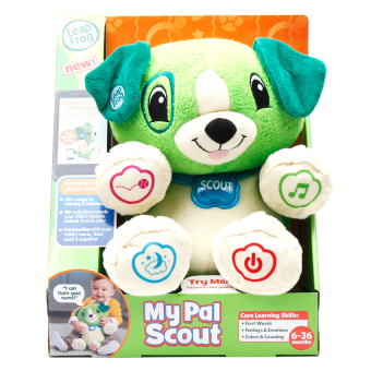 Harga Leap Frog My Pal Scout (Green)