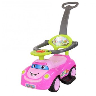 Harga Happy day Ride-on Kids Car (Pink)