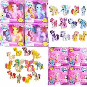 Harga Hasbro My Little Pony Explore Equestria Fluttershy Action Friends 2pcs set