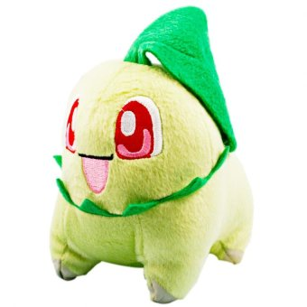 Asenso Pokemon Chikorita Stuffed Plush Toy Price Philippines