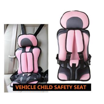 Best Store Baby Shop Safety Kids Car Seat (Pink) Price Philippines