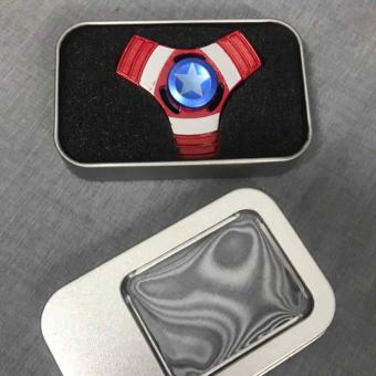 Captain America Triangle Fidget Spinner Price Philippines