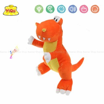 YiQu Soft Plush Doll Dinosaur T Rex Stuff Toy with Sound Price Philippines