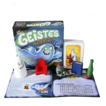 Geistes Blitz Board Game High Quality Family Game Card Game - intl Price Philippines