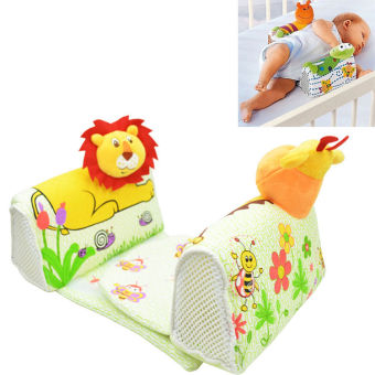Harga Sozzy Baby Sleep Positioner - Lion/Giraffe