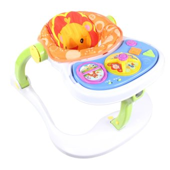 Harga SDZ 4 in 1 Multifunctional Entertainer Lion Baby Walker