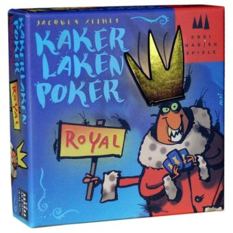 Harga Kakerlaken Cockroach Poker Royal Game Funny Card Game Family Party Indoor Games - intl