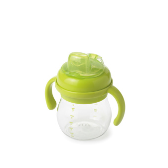 Harga OXO Tot Grow Soft Spout Cup w/ Handles, 6 oz.green