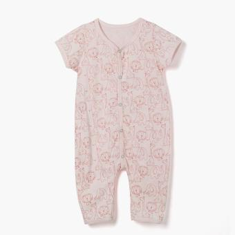 Harga Hush Hush Girls Animals Bodysuit (Pink)
