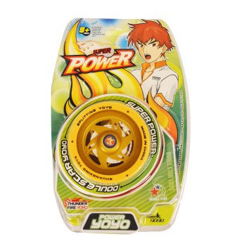 No. 2-D Super Power Yoyo (Yellow) Price Philippines